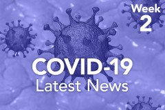 Coronavirus (COVID-19) Updates Week 2 - School Closure Extended