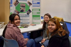 Wemindji hosts Regional Science Fair